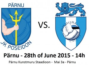 Estonian Cup: JK Poseidon vs. RUMORI CALCIO