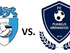 Friendly game: Rumori Calcio vs. FC Puhkus Mehhikos 4-3 (2-2)