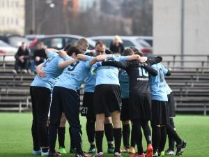 FC Fauna Tartu vs. Rumori Calcio 7-3 (AET)