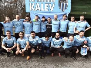Rumori Calcio vs. Jalgpallihaigla JK 1-1