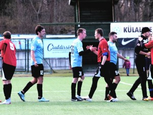 Rumori Calcio vs. RJK Märjamaa 2-3