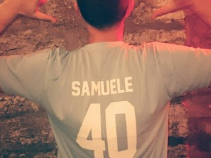 Birthday boy: meet Samuele De Pizzol